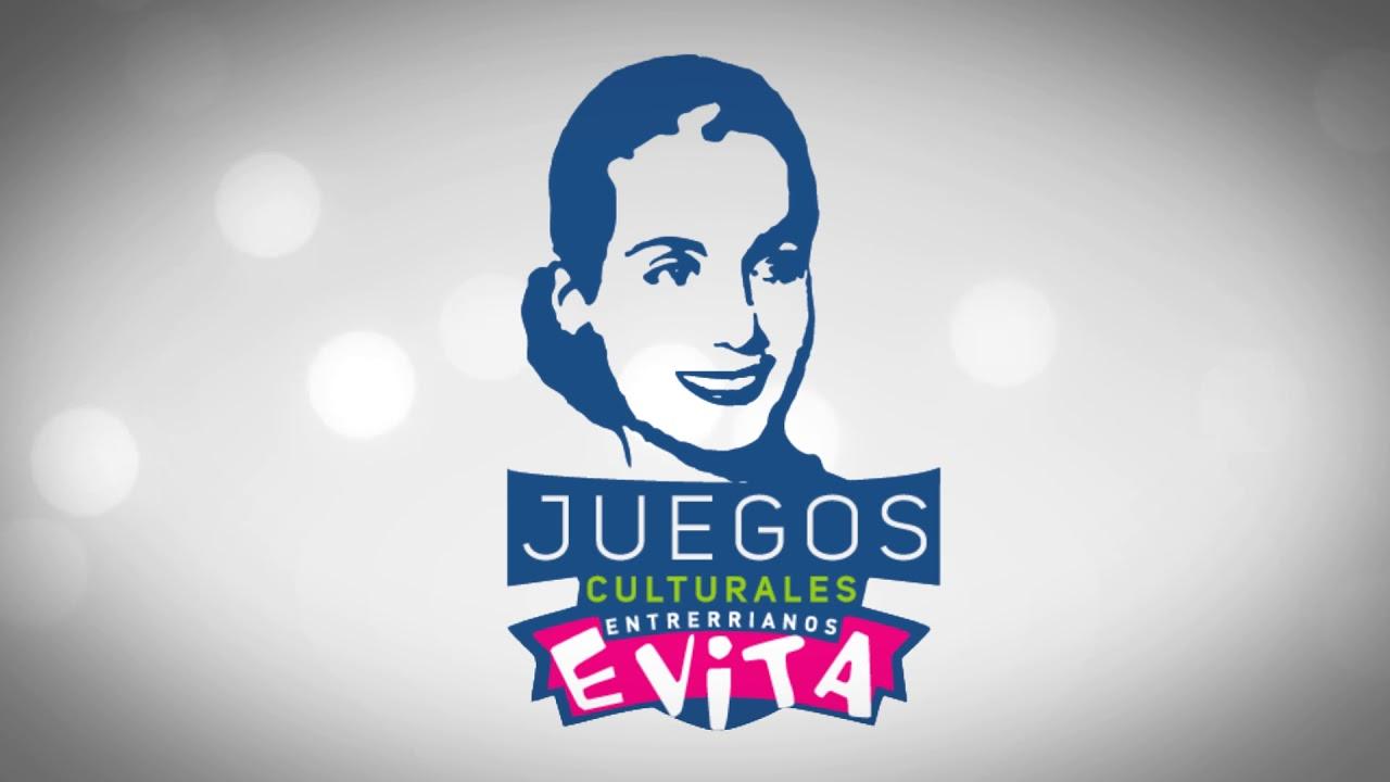 JUEGOS CULTURALES ENTRERRIANOS EVITA