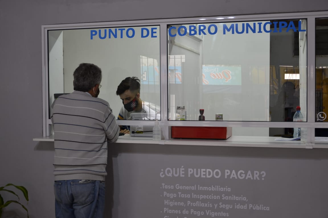 NUEVO PUNTO DE COBRO MUNICIPAL