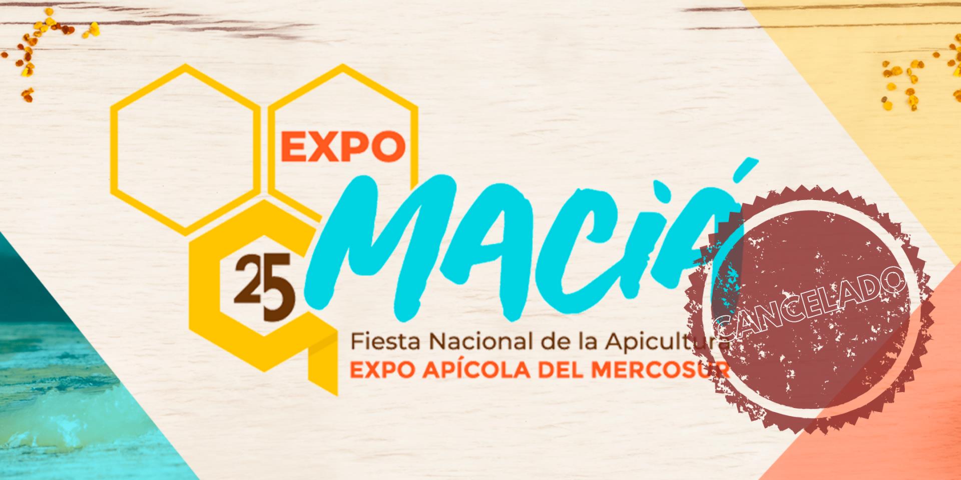 SE CANCELÓ DEFINITIVAMENTE LA EXPO MACIÁ 2020