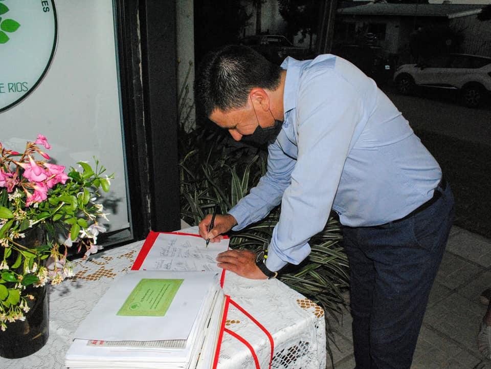 25 AÑOS DEL CENTRO DE JUBILADOS Y PENSIONADOS PROVINCIALES