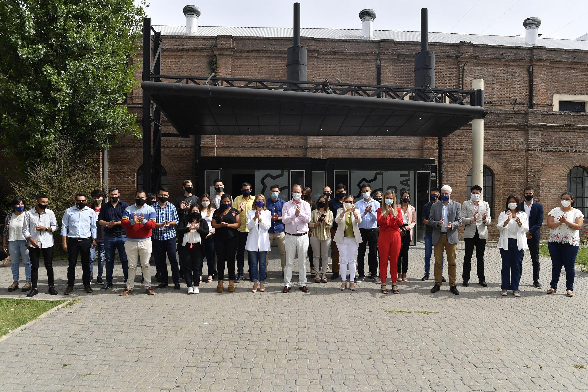 MACIÁ PARTICIPÓ DEL ENCUENTRO DEL CONSEJO PROVINCIAL DE JUVENTUD