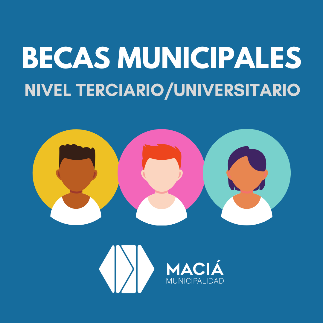 BECAS MUNICIPALES DE ESTUDIO