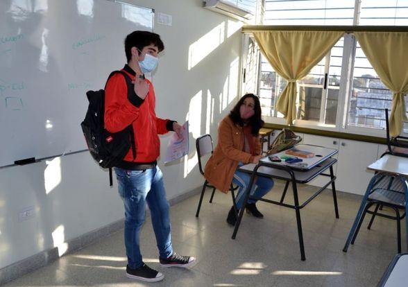 LA DIRECCIÓN DE JUVENTUD BUSCA ACOMPAÑAR A LOS ESTUDIANTES SECUNDARIOS